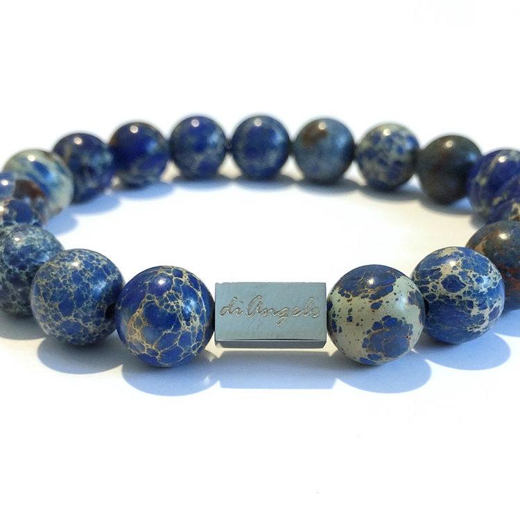 natural-blue-sea-sediment-bracelet-necklace