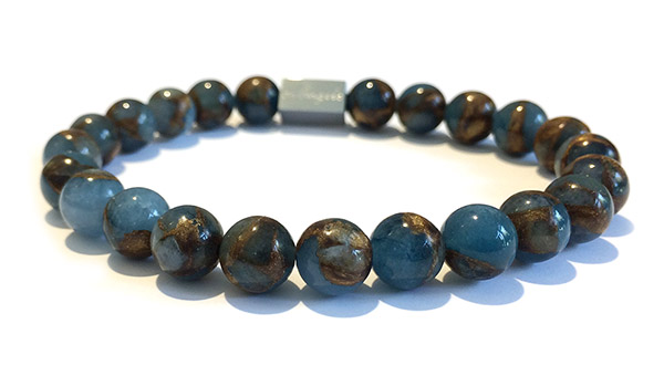 Natural-Blue-Cloisonne-bracelet-necklace