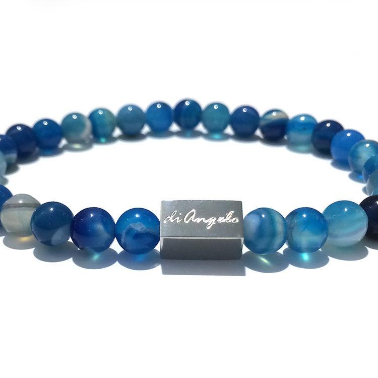 natural-blue-striped—onyx-agate-bracelet-necklace