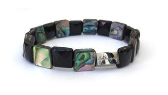 natural-abalone—shell-black-onyx-bracelet-necklace