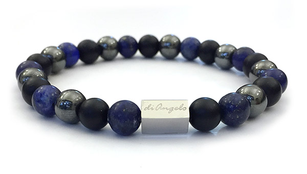 natural-obsidian-hematite-lapis-lazzuli-bracelet-necklace